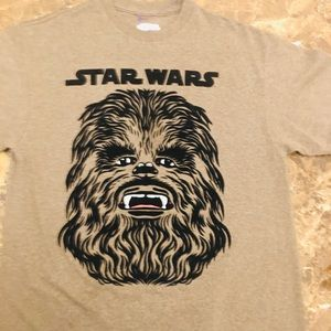 Cool Star Wars Chewbacca T Shirt Men's or Kids
